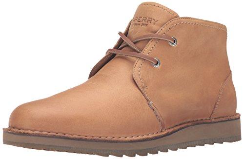 Sperry Top-Sider Men's Dockyard Chukka Boot, Sahara, 8 M US