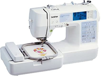 Amazon Brother SE40 Computerized EmbroideryandSewing Machine Stunning Brother Embroidery Sewing Machine