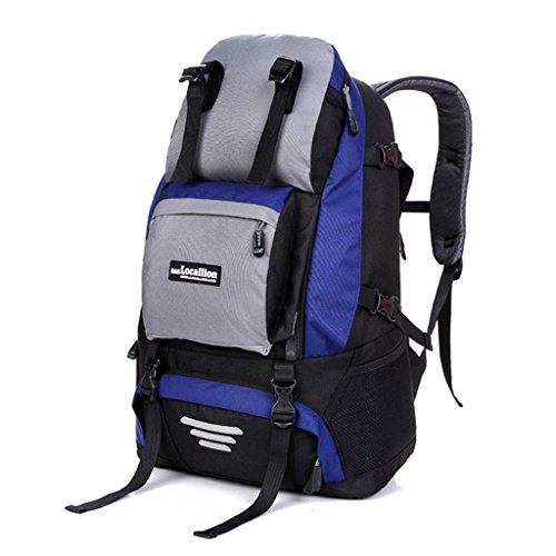 Paladineer Hiking Backpack and Folding Handy Lightweight Running Cycling Backpack Daypack and Climbing Camping Outdoor Sports Travel Backpack Bag and Backpack for Travel Hiking Climbing Cycling Running Camping Outdoor Sports 40L