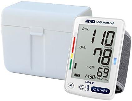 A&D Medical Wrist Blood Pressure Monitor elderly gadget