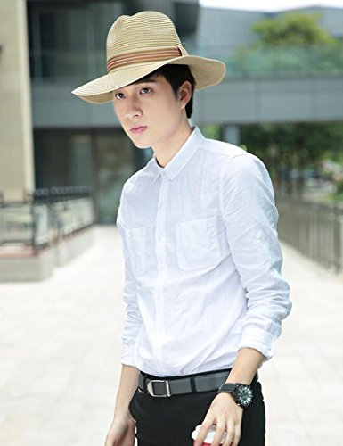 Mode masculine et féminine de coiffure d'été Sunscreen Shade hat