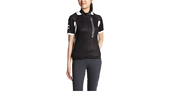 Cannondale Women/'S Cycling Tech Tee Dry Jersey Black Large