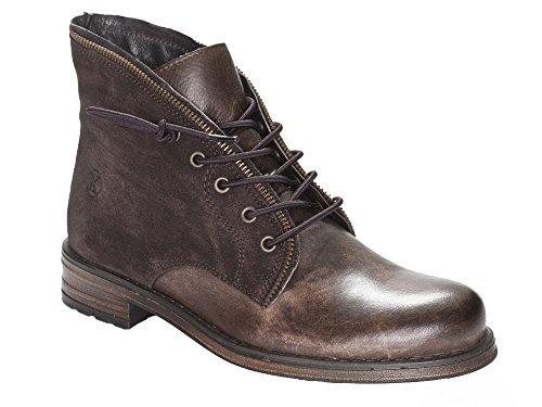 Xchange pour Post lacets brown à de Chaussures marron ville destroy femme pRrdqRCwc