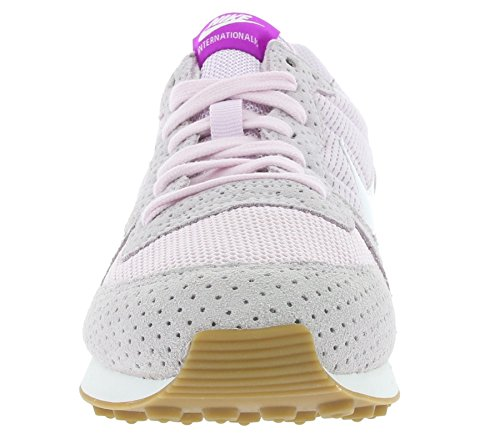 Corsa bianco Nike da Wmns Donna Scarpe Internationalist Rosa x1Uq7nU8W