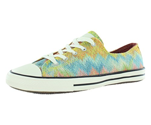 Converse Women's Chuck Taylor All Star Missoni Fancy Ox Citrus/Multicolored (5)