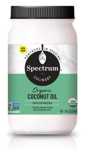 Spectrum Organic Expeller Pressed Refined Coconut Oil