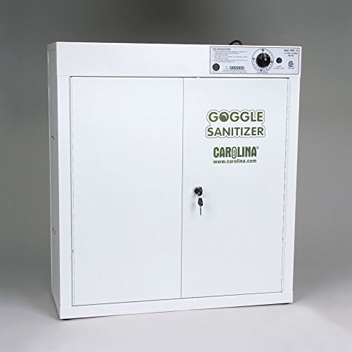 Carolina Goggle Sanitizer Cabinet by Carolina Biological Supply Company