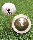 Tin Cup Golf Ball Custom Marker Alignment Tool Models