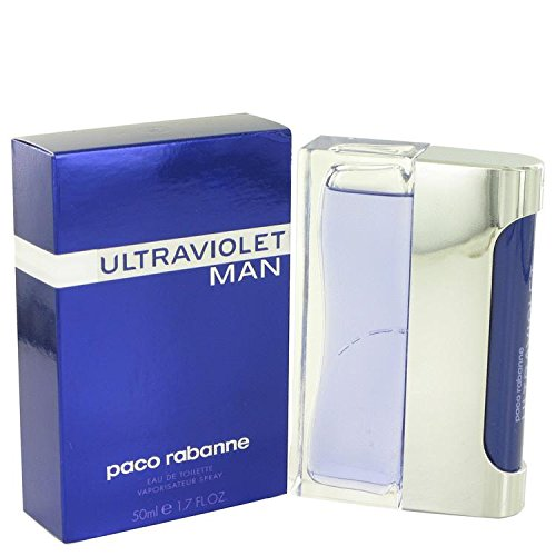 ULTRAVIOLET by Paco Rabanne Eau De Toilette Spray 1.7 oz (Hombres Paco Rabanne Perfumes)