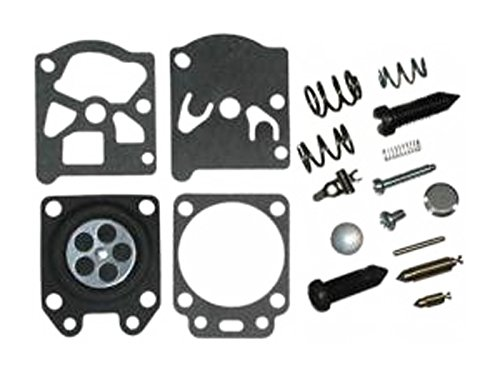 Poulan Craftsman Chainsaw Replacement Carburetor Repair Kit Walbro WT324 # 530069826 ()