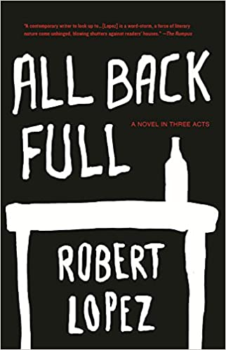 Image result for All Back Full by Robert Lopez