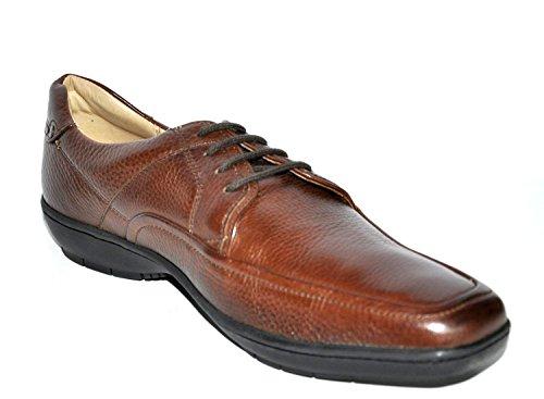 Anatomic & Co. Anatomic Gel Verede - Zapatos de cordones de cuero para hombre negro negro Marrón