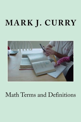 Math Terms and Definitions