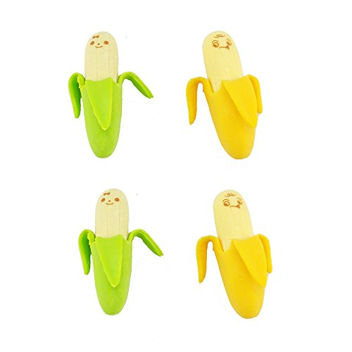 yueton Novelty Banana Pencil Stationery
