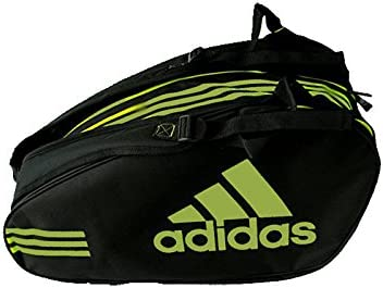 Paletero Adidas Black-Green: Amazon.es: Deportes y aire libre