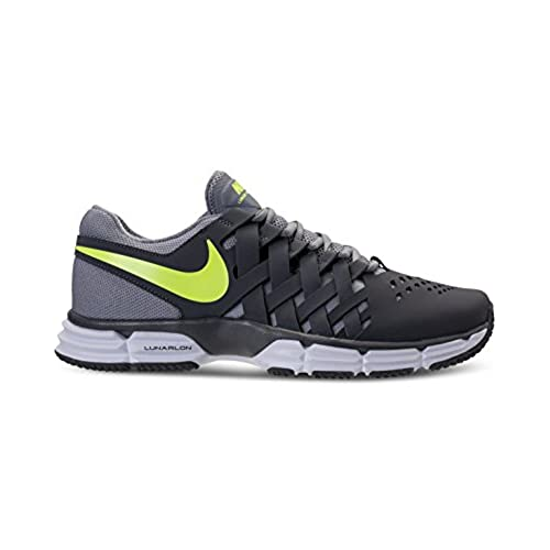 73bf3181bf1 Nike Men's Lunar Fingertrap Tr Wide 4e Training Sneakers From Finish ...