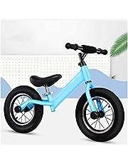 دراجة التوازن للأطفال دراجة ثلاثية العجلات دراجة ثلاثية العجلات LiverStrike Buildrike Buildrike Bike Bike Bike Bike ، توازن خفيف الوزن دراجة مجسدة في الولايات المتحدة الأمريكية
