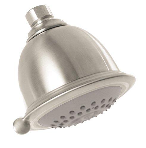 Hansgrohe Retroaktiv Shower Faucet - Hansgrohe 06126820 Tango C Croma 75 2-Jet Shower Head, Brushed Nickel
