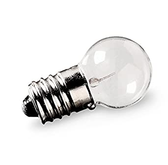 Miniature Incandescent Light Bulb Iron Blog