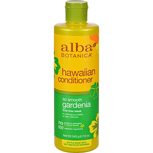 (Alba Botanica Hawaiian Hair Conditioner Gardenia Hydrating - 12 fl oz (Pack of 3))