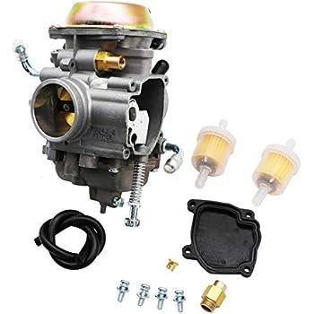 Amazon com: Carburetor Carb for Polaris Magnum 330 Sportsman