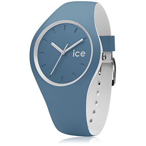 Unisex Ice-Watch Duo Blue- Stone Watch (Ice Blue Duo)