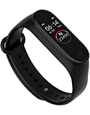 M4 SMART BAND WITH LCD TOUCH SCREEN
