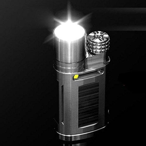 Bazaar 300Lumen Titanium LED Taschenlampe U2 Niteye ZIP20 Ti XM-L