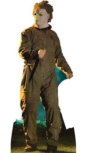 STARL CUT OUTS Michael Meyers Halloween, Multi-Colour Star Cutouts SC2009