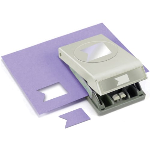 Ek Tools 54-30148 Large Tag Punch, 2-Point ()