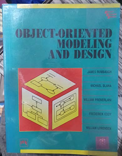 Object-Oriented Modeling and Design B01_0805