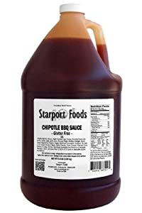 Chipotle BBQ Sauce - 1/2 Gallon from Starport Foods