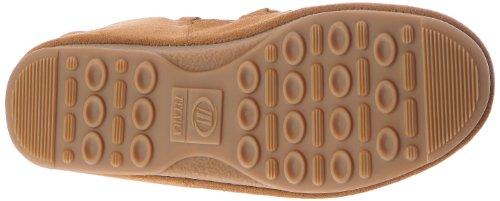 Moon Boot W.E. Vagabond High 24000100 - Botas de cuero para mujer Naranja (Arancione 003)