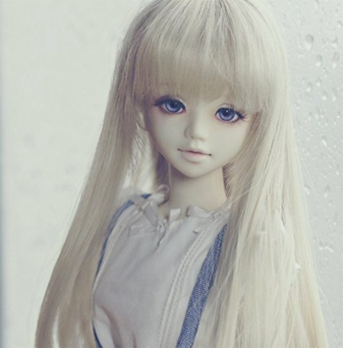 Zgmd 1/4 BJD Doll BJD Dolls Ball Jointed Doll 42cm Tall Beautiful Girl Free Eyes +Face Make Up