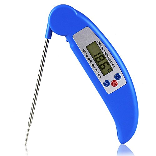 Instant Thermometer Fineed Collapsible Internal