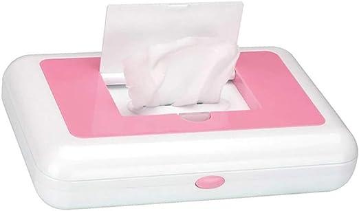 Calentador de toallitas portátil, Soporte para toallitas húmedas ...