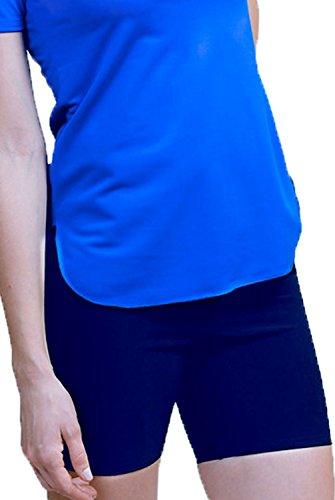 Undercover Waterwear Ladies Navy Swim Shorts 1X