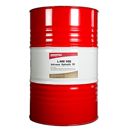 AW100 Anti-wear Hydraulic Oil - 55 Gallon Drum by L-HM