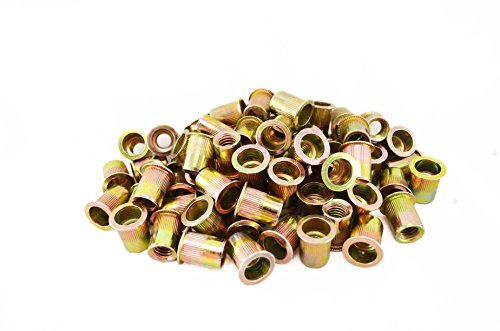 Astro Pneumatic Tool RN38 3/8-16 Steel Rivet Nuts (100 Piece)