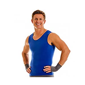 Insta Slim Muscle Tank Men's Firming Compression Under Shirt 21