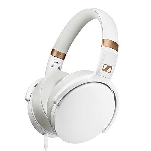 Sennheiser HD 4 30i White Headphones
