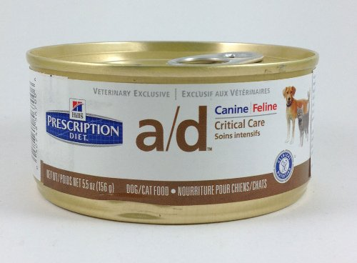 Hill's - A/d Recovery Food for Animals Critically Ill 5.5 Oz.