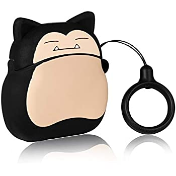Amazon.com: Eevee AirPods Case Protective Cover Soft
