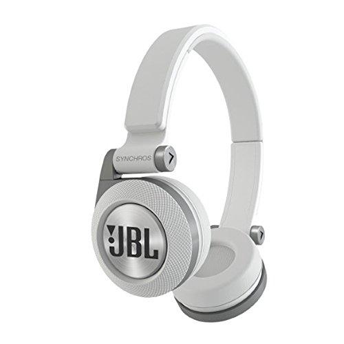 050036321891 - JBL E30 White High-Performance On-Ear Headphones with JBL Pure Bass and DJ-Pivot Ear Cup, White carousel main 4