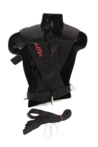 CFF Multi Purpose Sled Harness Vest Large/X Large