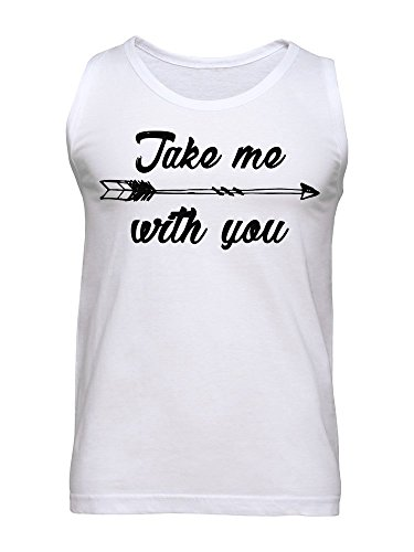 Take Me With You Men's Tank Top