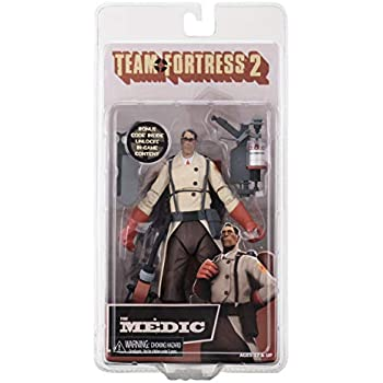 Amazon com: NECA Team Fortress - Red Engineer - Series 3: Toys & Games