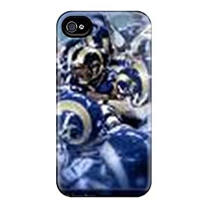 Great Hard Phone Cases For Iphone 6 With Customized High-definition St. Louis Rams Series CristinaKlengenberg