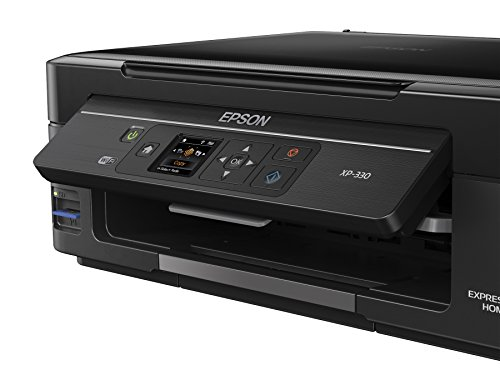 epson expression home xp 330 wireless color photo printer with scanner and copier america. Black Bedroom Furniture Sets. Home Design Ideas