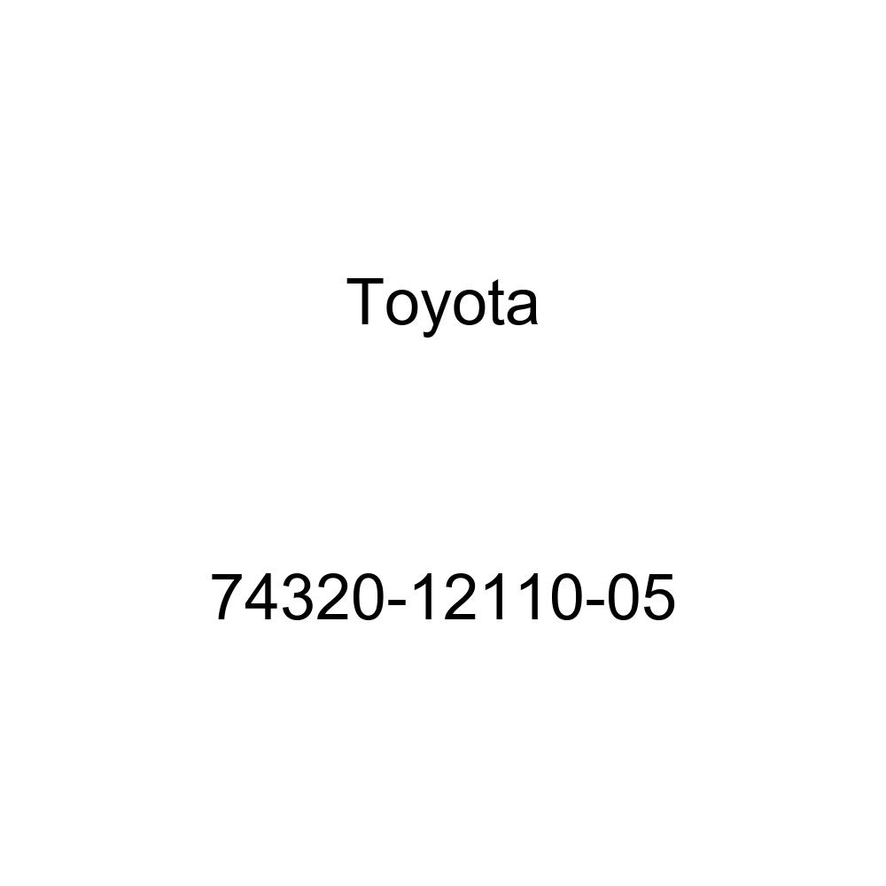 TOYOTA Genuine 74320-12110-05 Visor Assembly